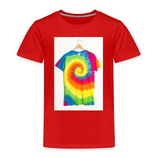 tie die small merch - Kids' Premium T-Shirt