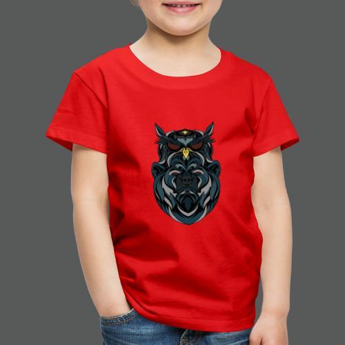 animal art work - Kids' Premium T-Shirt