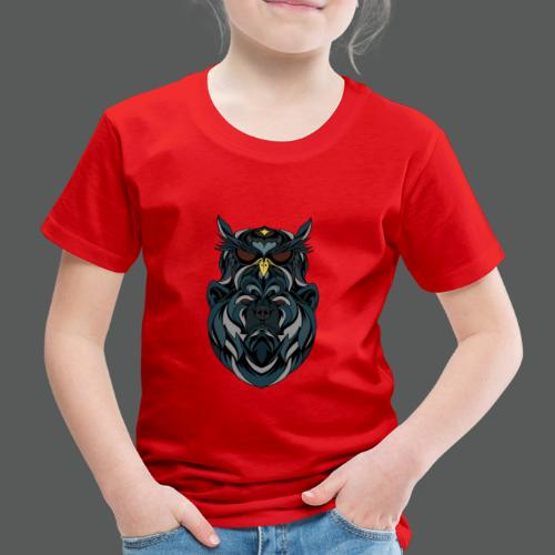 animal art work - Kids' Premium T-Shirt