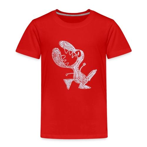 Livid little dragon - Kinderen Premium T-shirt