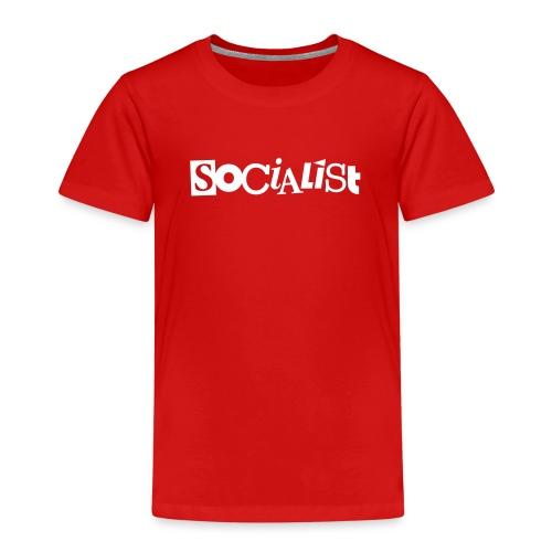 Socialist - Kinder Premium T-Shirt