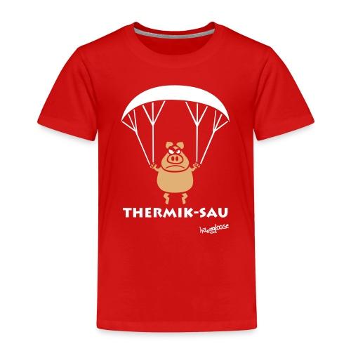 ThermikSau_braun - Kinder Premium T-Shirt