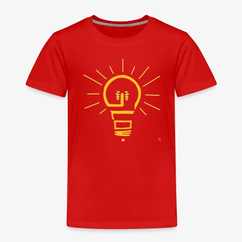 Glow - Kinder Premium T-Shirt