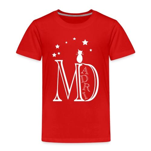 MadriG - Camiseta premium niño