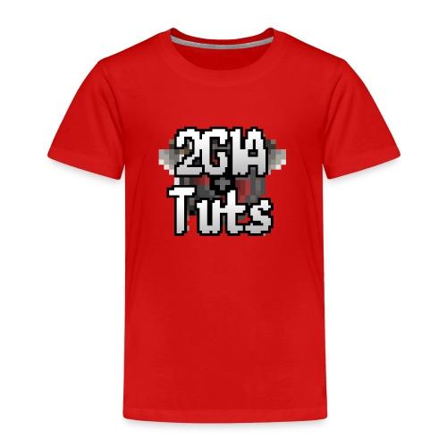 logo 4000 trans png - Børne premium T-shirt