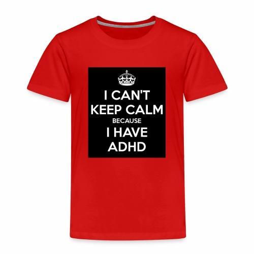 adhd - Premium-T-shirt barn