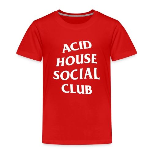 Acid House Social Club - Kids' Premium T-Shirt