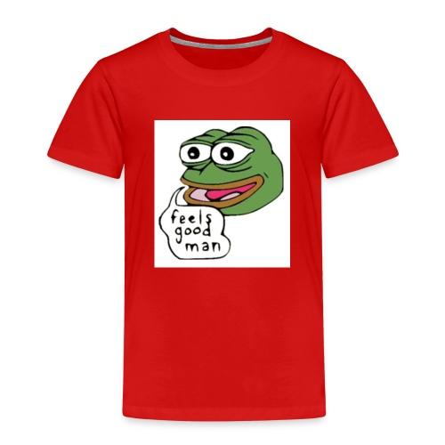 feels good man jpg - Kinder Premium T-Shirt