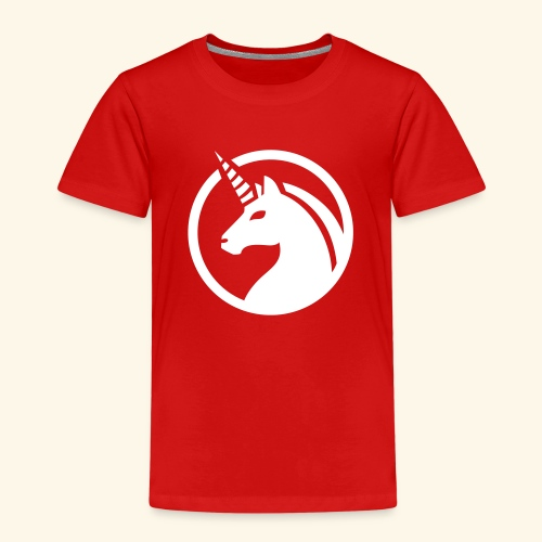 Unicorn / Einhorn - Kinder Premium T-Shirt