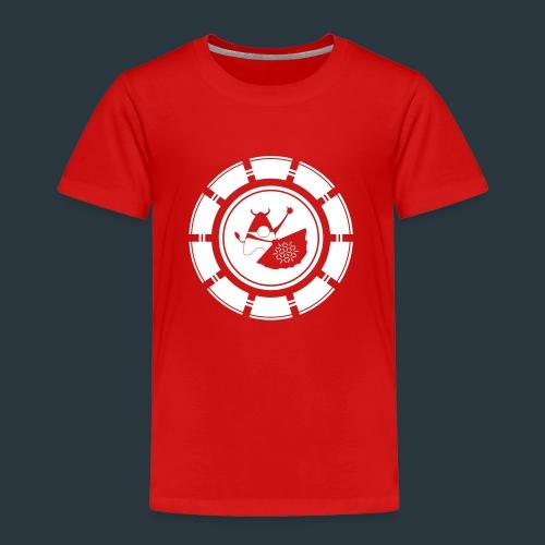 logo-jugntpellier_iron - T-shirt Premium Enfant