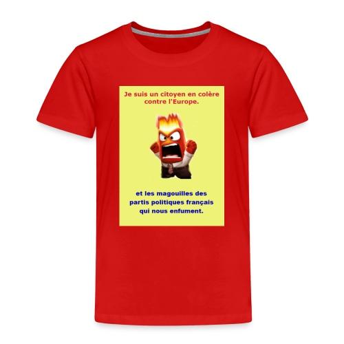 tee shirt 4 - T-shirt Premium Enfant