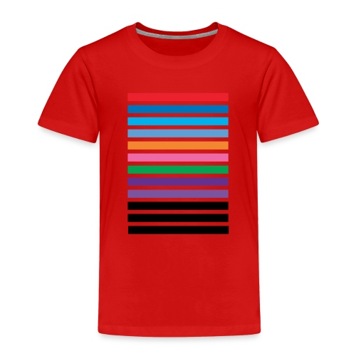 Lines - Kids' Premium T-Shirt