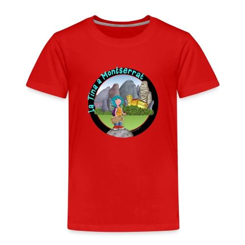 Tina Montserrat 4 - Camiseta premium niño