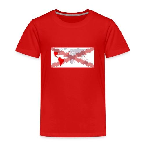 Bandera imperio español - Camiseta premium niño