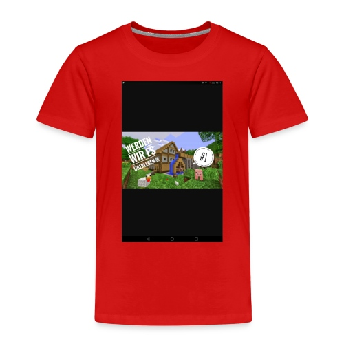 Let's Player Part #1 - Kinder Premium T-Shirt