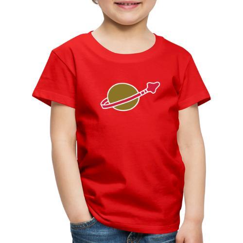 Classic Space - T-shirt Premium Enfant