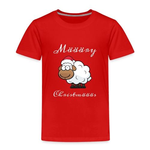 Määäry Christmäääs - Kinder Premium T-Shirt