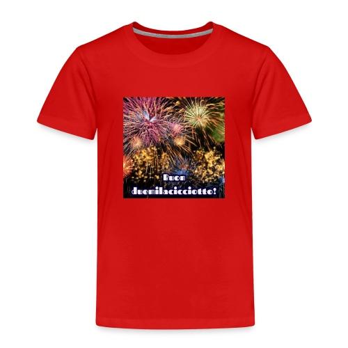 Buon duemilacicciotto - Maglietta Premium per bambini