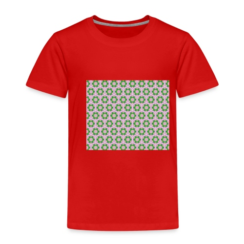 Korean Pattern - Kinder Premium T-Shirt