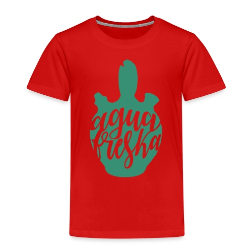 Agua Freska - Camiseta premium niño