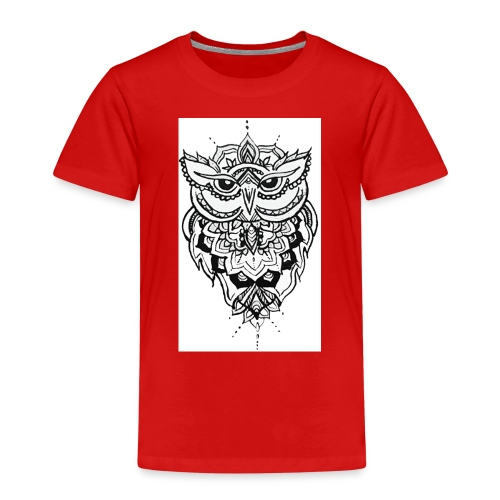 Owl - Kids' Premium T-Shirt