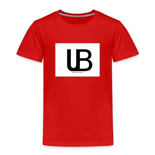 UB - Premium-T-shirt barn