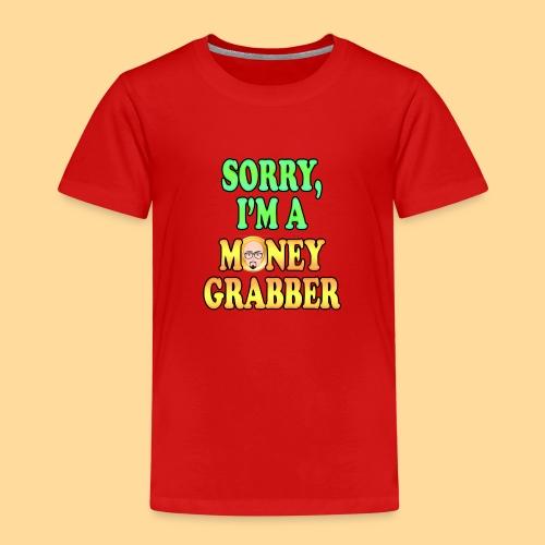 GrabberFace - Maglietta Premium per bambini