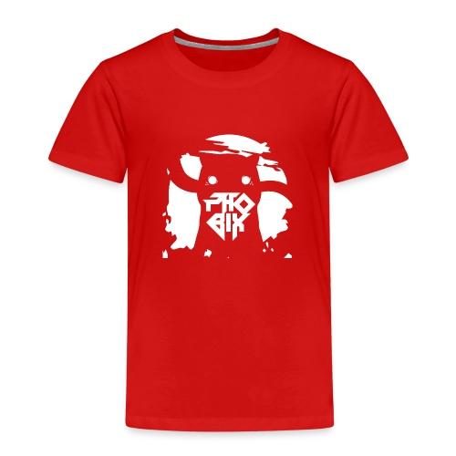 white 01big png - Kinder Premium T-Shirt