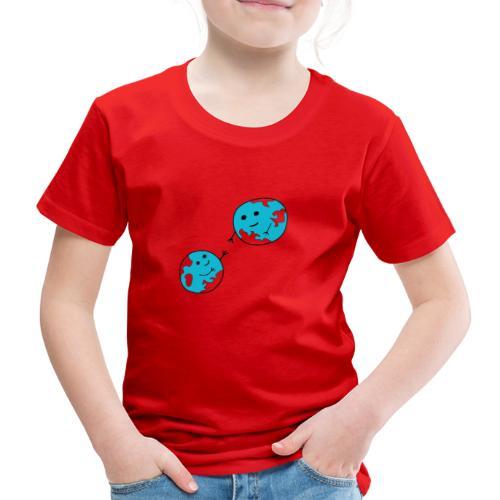earth - Kinder Premium T-Shirt