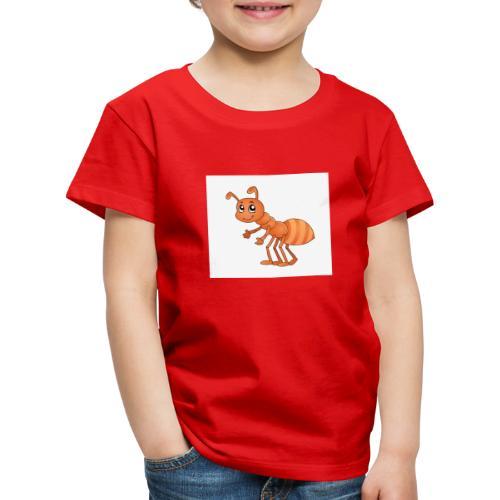 T-Shirts und Blusen mit Ameise - Kinder Premium T-Shirt