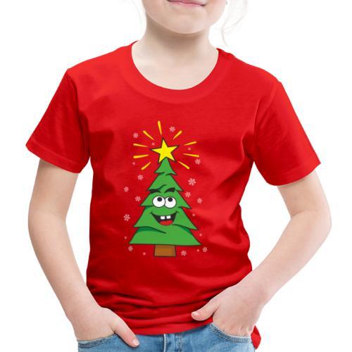 Árbol de navidad - Camiseta premium niño