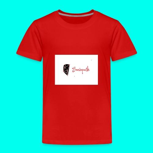 sociopath - Kids' Premium T-Shirt