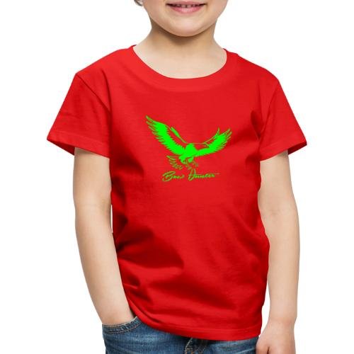 Eagle Bow Hunter - Kinder Premium T-Shirt