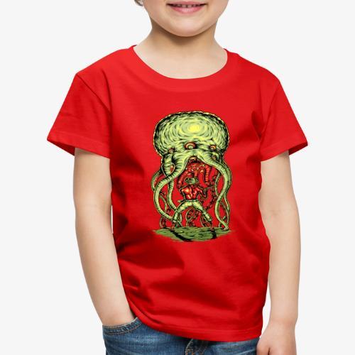 Attaque extraterrestre - T-shirt Premium Enfant