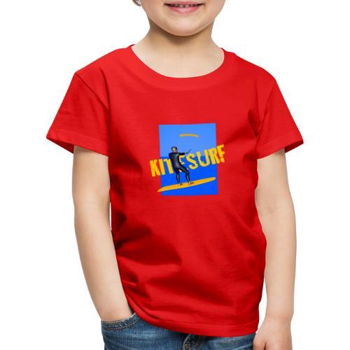 KITESURF HOMME - T-shirt Premium Enfant