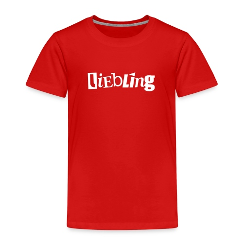linkepv liebling weiss - Kinder Premium T-Shirt