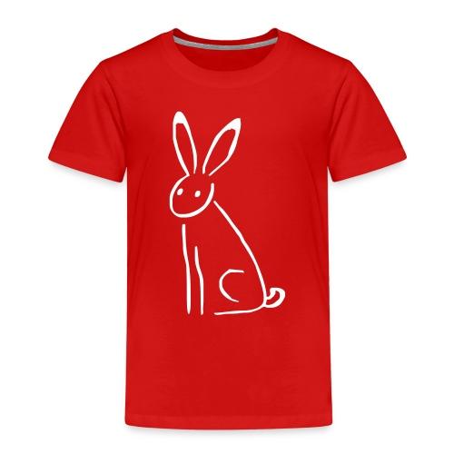 Hase - Kinder Premium T-Shirt