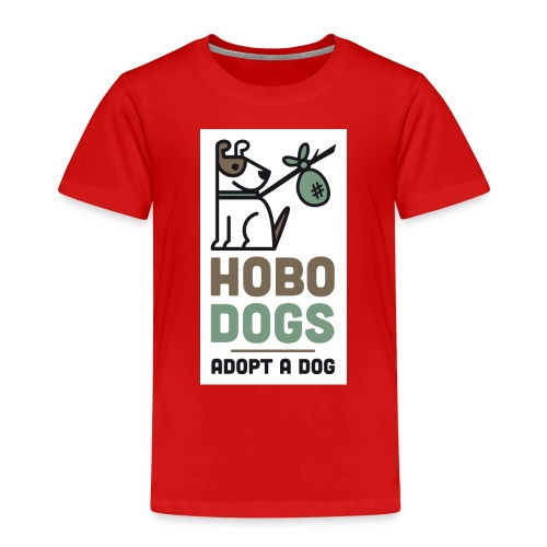 Hobodogs - Kinderen Premium T-shirt