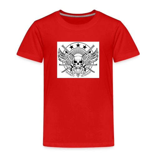 Toten Kopf - Kinder Premium T-Shirt