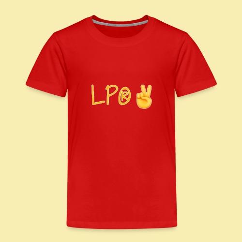 LP png - Børne premium T-shirt