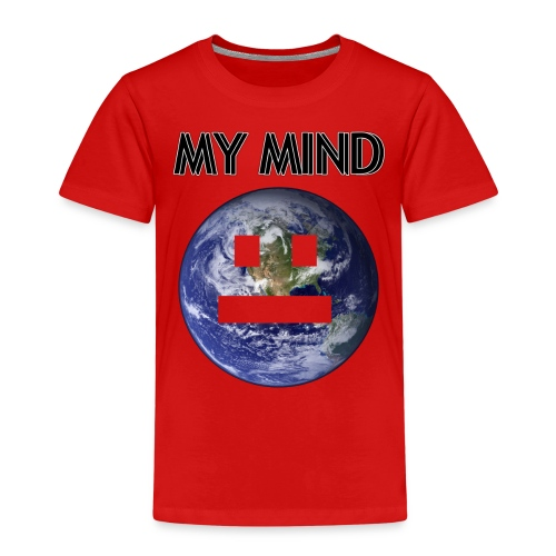 MY MIND - Premium-T-shirt barn