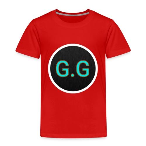 Gaming Gutta - Premium T-skjorte for barn