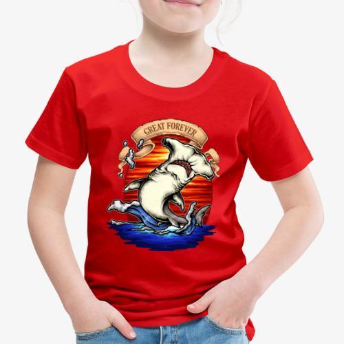 König des Ozeans - Kinder Premium T-Shirt