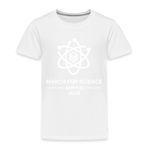 March for Science Aarhus 2018 - Kids' Premium T-Shirt