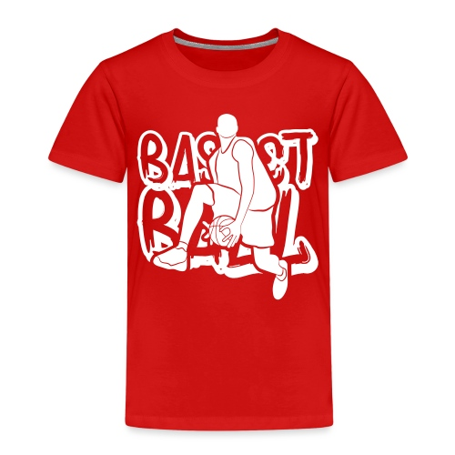 BASKETBALL TAG H - T-shirt Premium Enfant