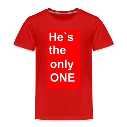 GirlFriend T-Shirt etc. - Kinder Premium T-Shirt