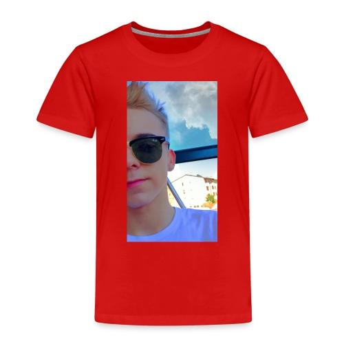 Robin - Premium-T-shirt barn