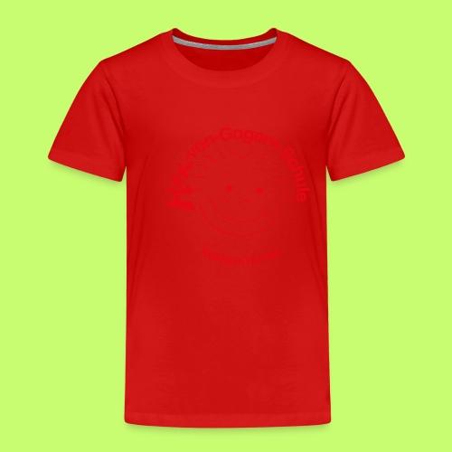 Mäxchen Logo rot - Kinder Premium T-Shirt