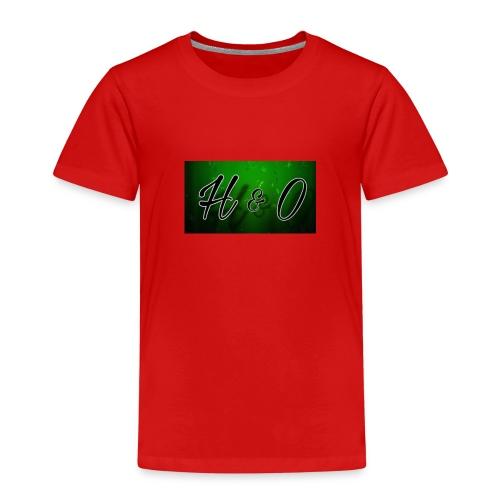 H & O - Premium-T-shirt barn