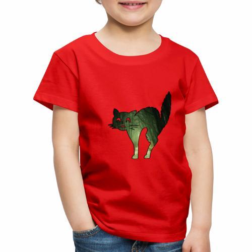 Le chat de la Peur - J'peux pas j'suis un Chat - T-shirt Premium Enfant